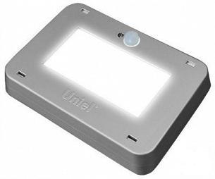 Светодиодный светильник с датчиком движения и звука 9,5Вт