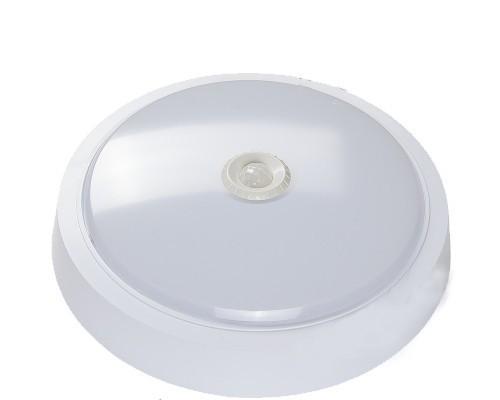 Светодиодный светильник с датчиком движения 10Вт