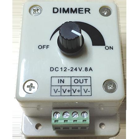 Диммер с потенциометром