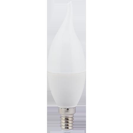 Светодиодная лампа Свеча на ветру Е14 8Вт