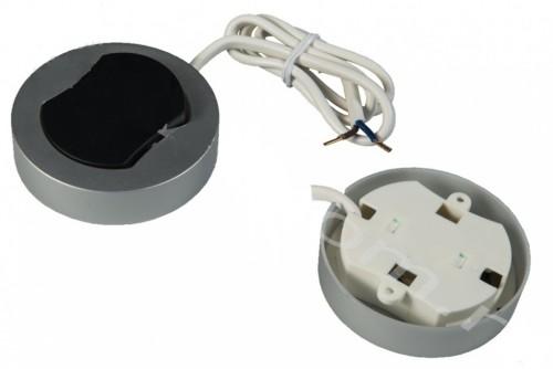 Выключатель накладной мебельный D66