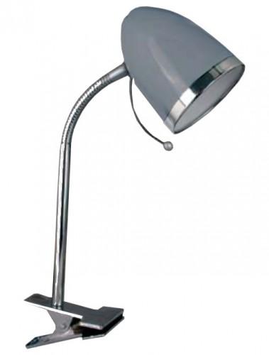 Настольный светильник на прищепке 60Вт E27
