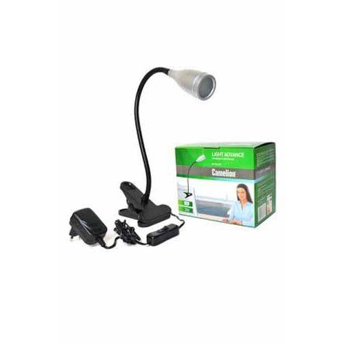 Настольный светодиодный светильник на прищепке, 2Вт