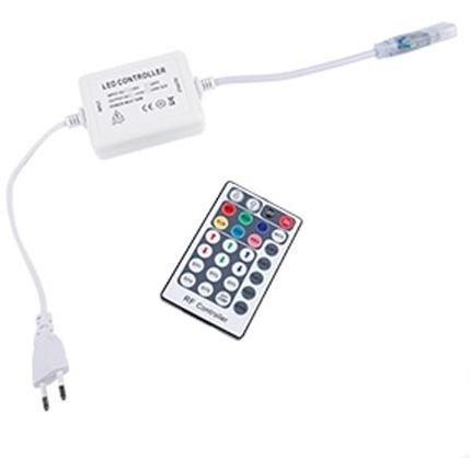 Контроллер для ленты 220V RGB с Радио пультом 600Вт