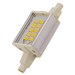 Светодиодная прожекторная лампа 6Вт R7s Premium