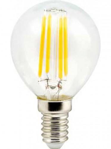 Светодиодная филаментная (нитевидная) лампа Е14 5Вт