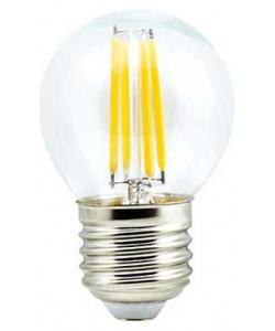 Светодиодная филаментная (нитевидная) лампа Е27 5Вт