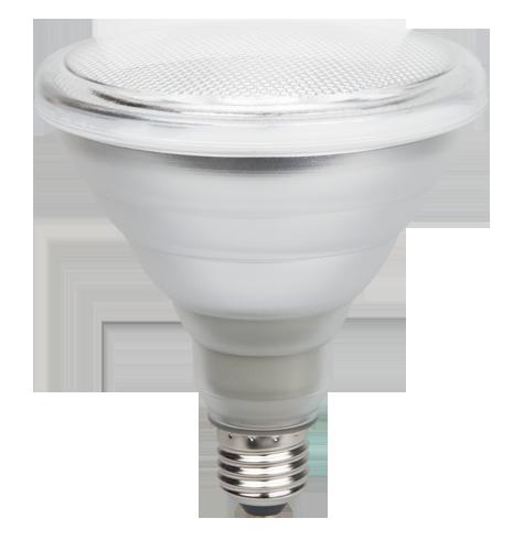 Светодиодная лампа для растений 15Вт E27 PAR38 AGRO