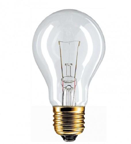 Лампа накаливания Е27 12Вольт 40Ватт
