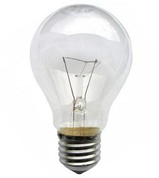 Лампа накаливания Е27 12Вольт 60Ватт