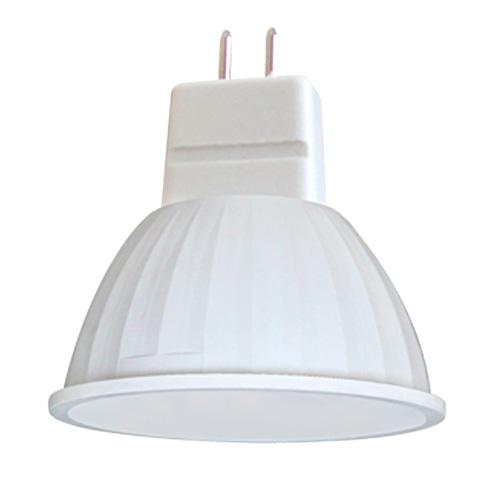 """Светодиодная лампа """"MR16"""" 4.2Вт GU5.3 Композит"""