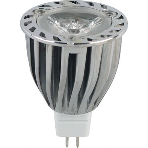 """Светодиодная лампа """"MR16"""" 6Вт GU5.3 с углом рассеивания 38°"""