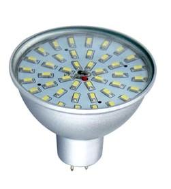 """Светодиодная лампа """"MR16"""" 4.5Вт GU5.3"""