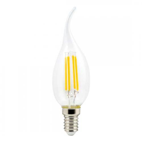 """Светодиодная лампа """"свеча на ветру"""" 5Вт Premium"""