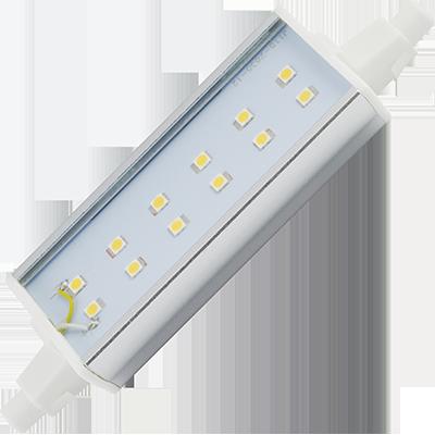 Светодиодная прожекторная лампа R7s 12Вт Premium