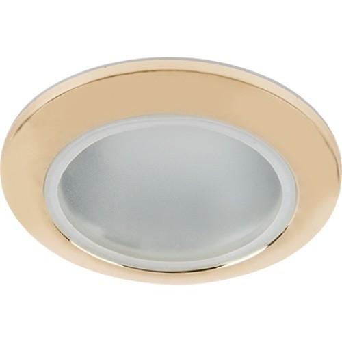 Встраиваемый влагозащищенный светильник MR16 DL80