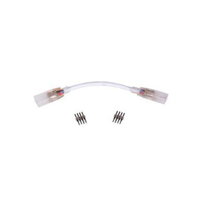 Гибкий соединитель для 4-х контактной ленты 14x7мм RGB 220V