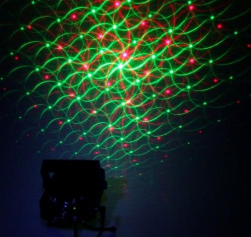 Лазерный проектор AW-04H, 4 картинки