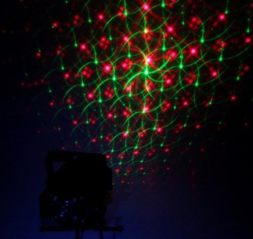 Лазерный проектор AW-04А, 4 картинки