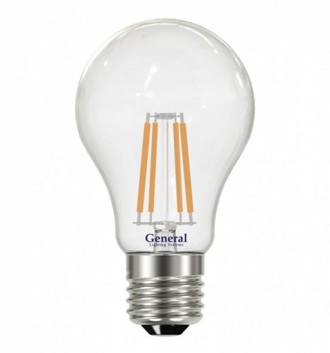 Светодиодная филаментная (нитевидная) лампа Е27 13Вт