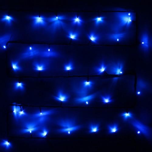 """Влагозащищенная светодиодная гирлянда """"Твинкл"""" 11,5м 100Led IP65"""
