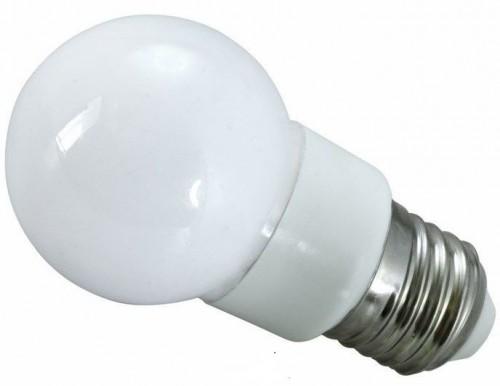 "Светодиодная лампа ""Шар"" 5Вт Е27 50мм RGB"