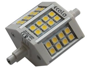 Светодиодная прожекторная лампа 6W R7s