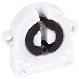 Патрон G13 торцевой поворотный с ушками для крепления