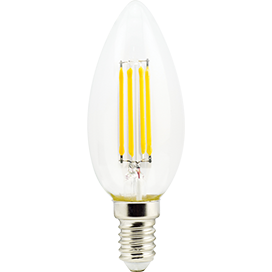"""Светодиодная лампа """"свеча"""" 5Вт"""