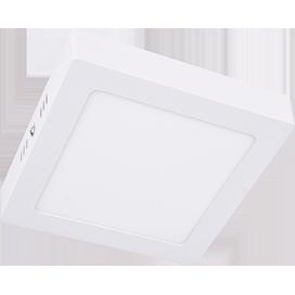 Светодиодный накладной светильник Квадрат 12Вт
