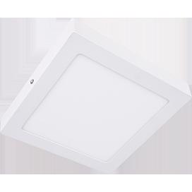 Светодиодный накладной светильник Квадрат 18Вт