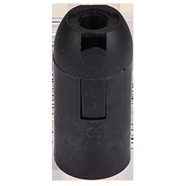 Патрон E14 подвесной пластик