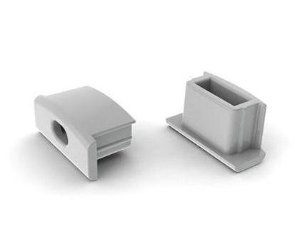 Комплект заглушек для профиля (2 шт)