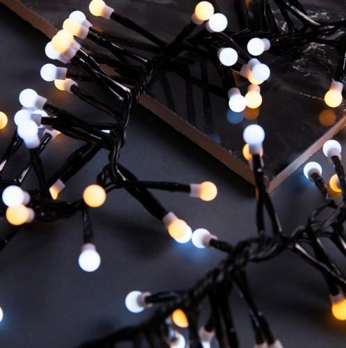 Светодиодная Мишура 400 шариков 4м Эконом